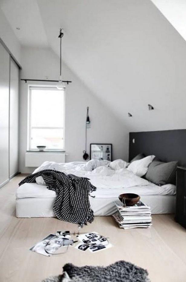Raumgestaltung schlafzimmer dachschräge