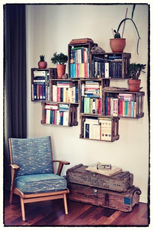 Regal ideen wohnzimmer for Wohnzimmer regal