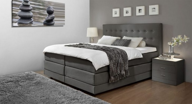 schlafzimmer einrichten grau. Black Bedroom Furniture Sets. Home Design Ideas