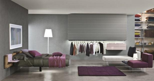 Schlafzimmer einrichten grau - Grau im schlafzimmer ...