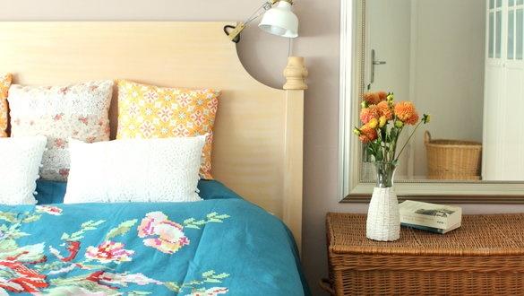 Schlafzimmer Einrichten Landhausstil Modern
