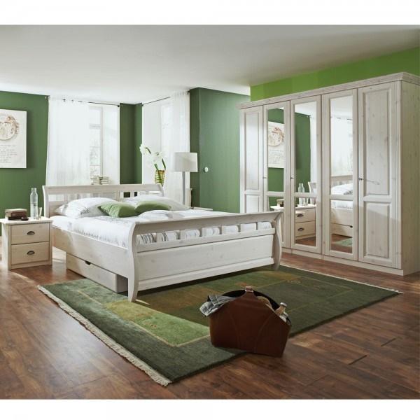 schlafzimmer gestalten landhausstil. Black Bedroom Furniture Sets. Home Design Ideas