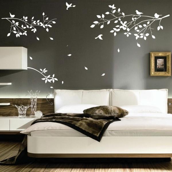 Schlafzimmer Gestalten Wände