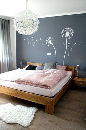 schlafzimmer gestalten w nde. Black Bedroom Furniture Sets. Home Design Ideas