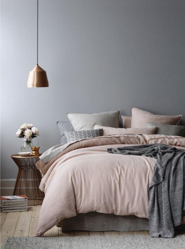 Nett Schlafzimmer Graues Bett Bilder >> Schlafzimmer Fabelhaft ...