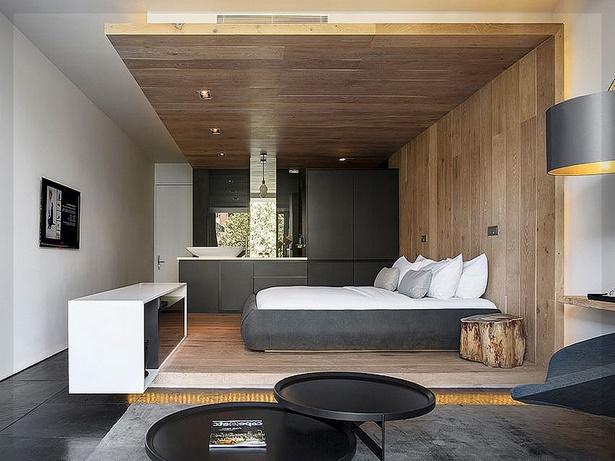 Schlafzimmer ideen holz