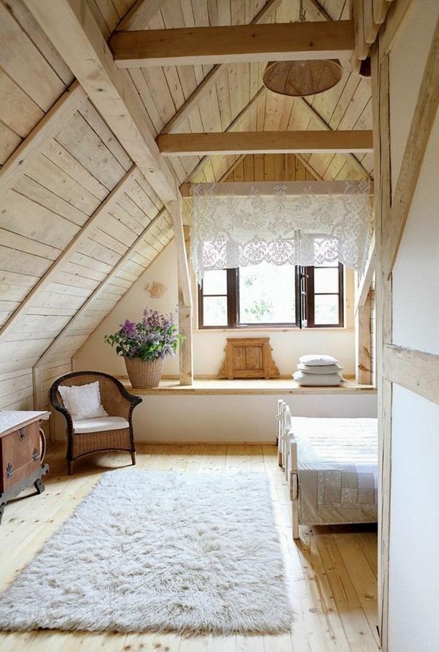 Schlafzimmer im dachgeschoss einrichten