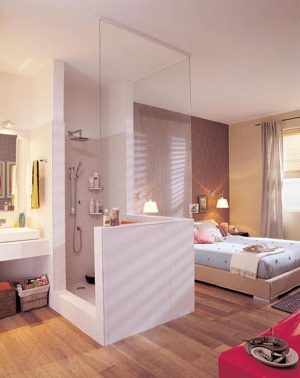 Schlafzimmer klein ideen - Bad im schlafzimmer ...