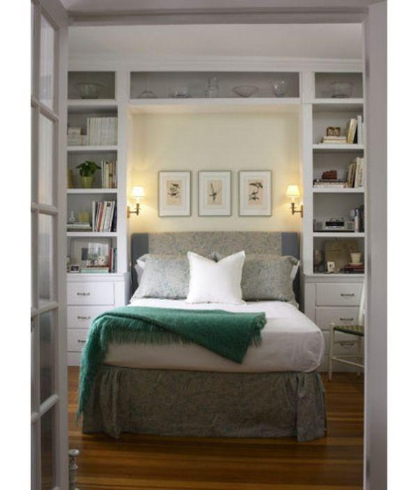 schlafzimmer klein ideen. Black Bedroom Furniture Sets. Home Design Ideas