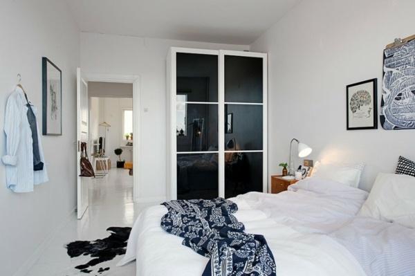 Schlafzimmer Modern Weiß Holz