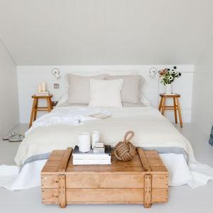 Schlafzimmer schräge gestalten
