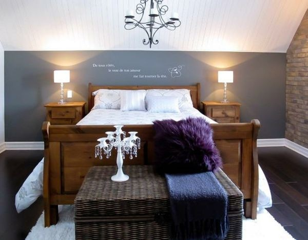 schlafzimmer schr ge gestalten. Black Bedroom Furniture Sets. Home Design Ideas