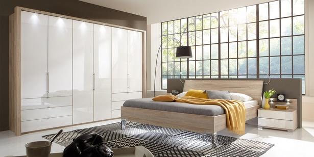 Schlafzimmer weiss modern