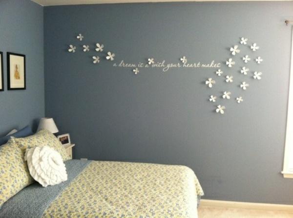 dekoration schlafzimmer wand  panmenu Schlafzimmer