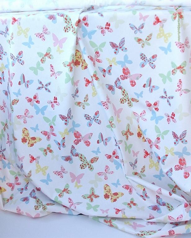 Schmetterling deko kinderzimmer for Origami zimmer deko