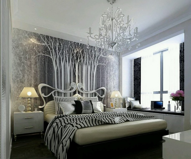 sch ne deko f r schlafzimmer. Black Bedroom Furniture Sets. Home Design Ideas