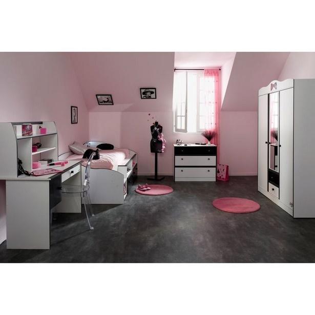 Schwarz Weiß Jugendzimmer