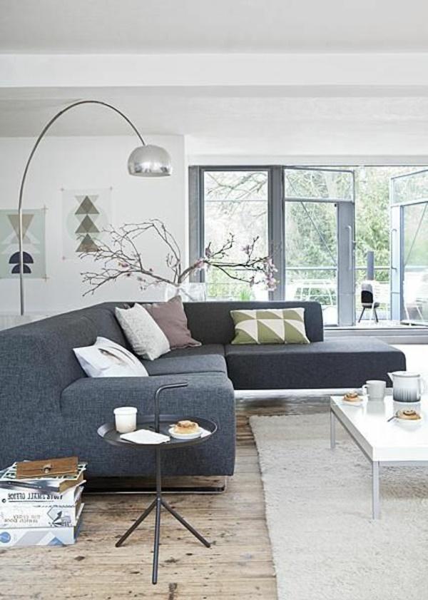 skandinavische m bel wohnzimmer. Black Bedroom Furniture Sets. Home Design Ideas