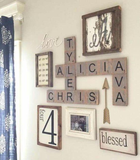 Wanddekoration Ideen wanddekoration ideen wohnzimmer