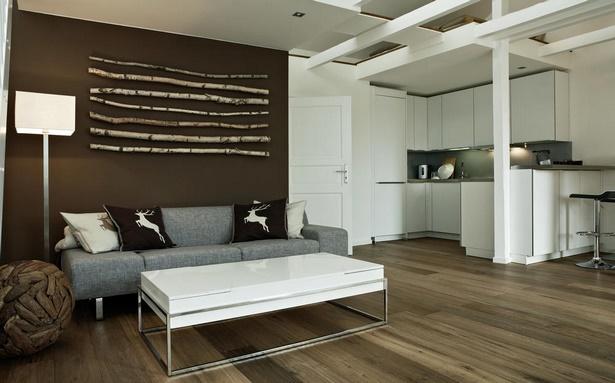 wandfarbe wohnzimmer modern inspiration