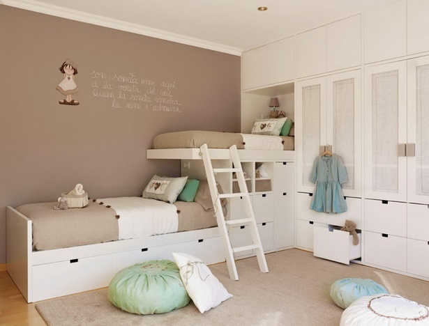 Kinderzimmer Neutral Gestalten : Wandgestaltung babyzimmer neutral