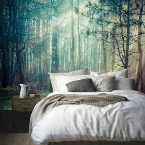 Wandgestaltung schlafzimmer modern
