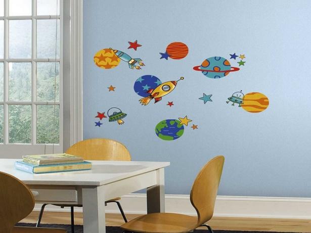Weltall kinderzimmer gestalten - Kinderzimmer weltall ...