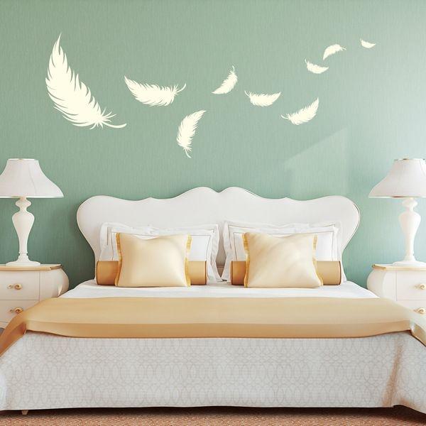 Wände Schlafzimmer Ideen