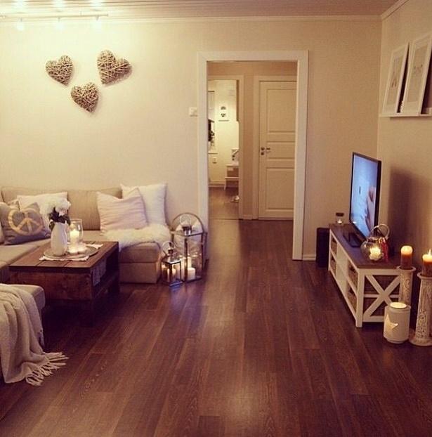 Kleine Zimmer Gemütlich Einrichten: Wohnzimmer Einrichten Gemütlich