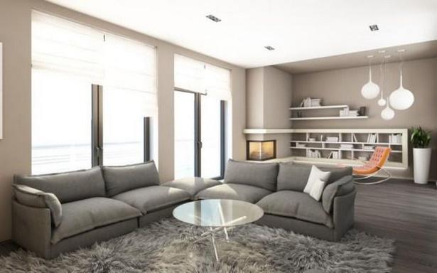 wohnzimmer gem tlich modern. Black Bedroom Furniture Sets. Home Design Ideas