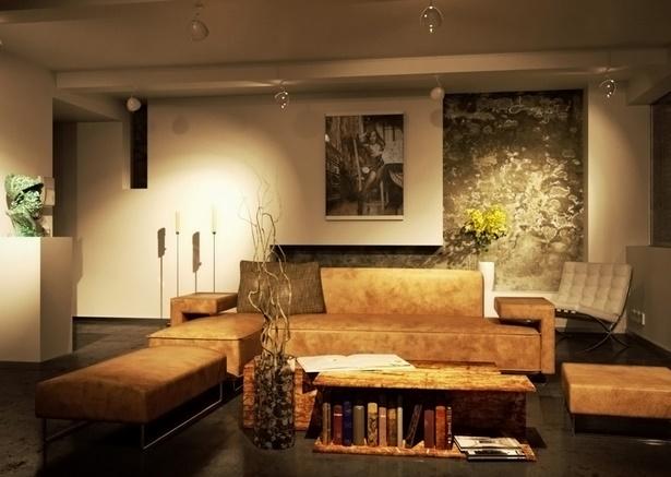 wohnzimmer gestalten ideen farben. Black Bedroom Furniture Sets. Home Design Ideas