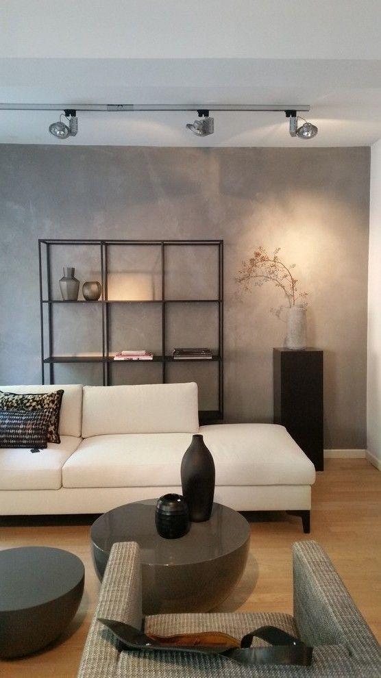 wohnzimmer gestalten tapete. Black Bedroom Furniture Sets. Home Design Ideas