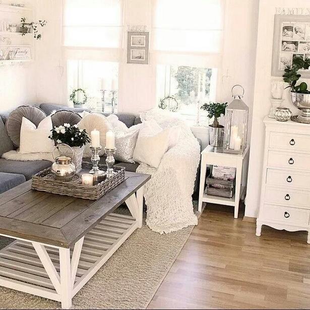 landhaus wohnzimmer ideen inspiration