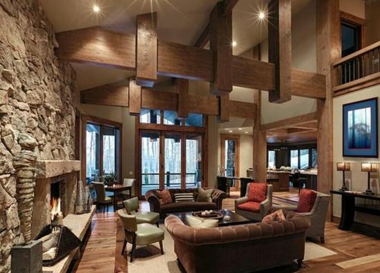 Wohnzimmer kolonialstil einrichten for Innenarchitektur wohnzimmer einrichten