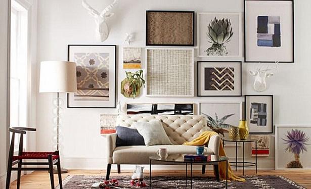 wohnzimmer kreativ gestalten. Black Bedroom Furniture Sets. Home Design Ideas