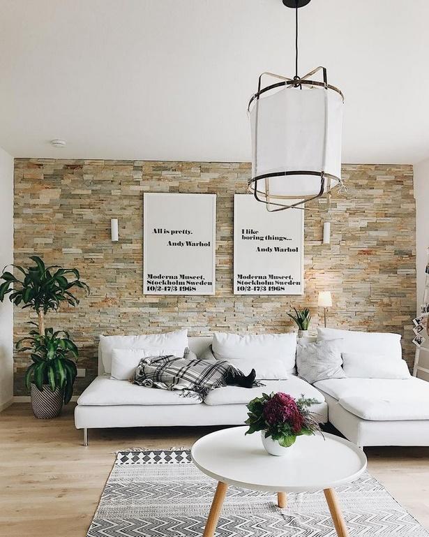 wohnzimmer modern und gem tlich. Black Bedroom Furniture Sets. Home Design Ideas
