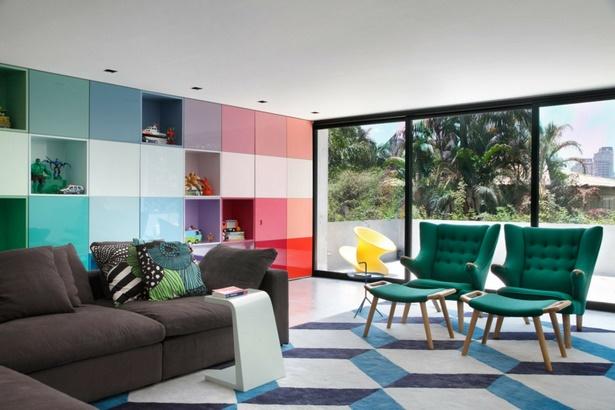 Wohnzimmer Moderne Farben ~ Die Besten Einrichtungsideen Und