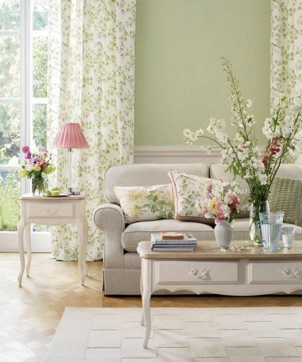 Wohnzimmer romantisch einrichten - Wohnzimmer romantisch einrichten ...