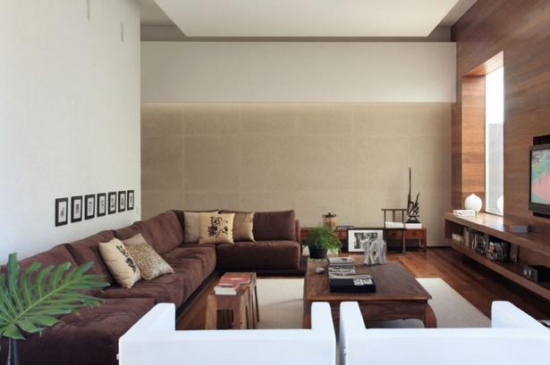 Wohnzimmereinrichtung Braun Beige : Wohnzimmereinrichtung braun