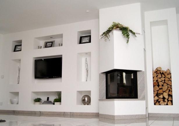 wohnzimmerwand selbst gestalten. Black Bedroom Furniture Sets. Home Design Ideas