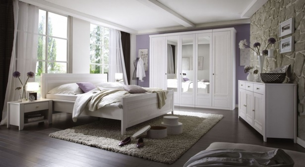 zimmer einrichten wei e m bel. Black Bedroom Furniture Sets. Home Design Ideas