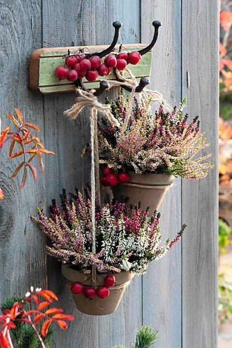 Balkon dekoration herbst - Dekoration herbst ...