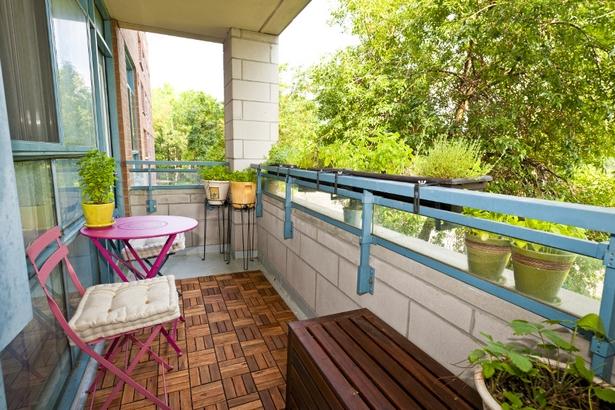 balkon gestalten diy. Black Bedroom Furniture Sets. Home Design Ideas
