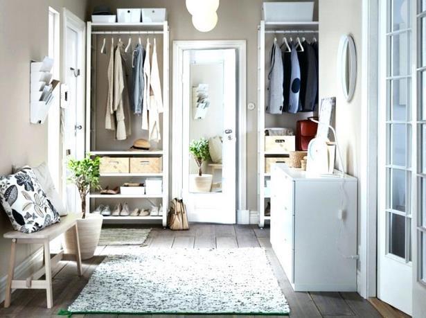 dekoration im flur. Black Bedroom Furniture Sets. Home Design Ideas