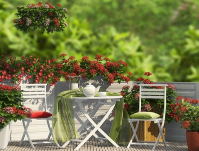 Gem tliche balkonm bel f r kleinen balkon - Loungemobel fur kleinen balkon ...