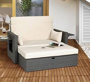 gem tliche balkonm bel f r kleinen balkon. Black Bedroom Furniture Sets. Home Design Ideas