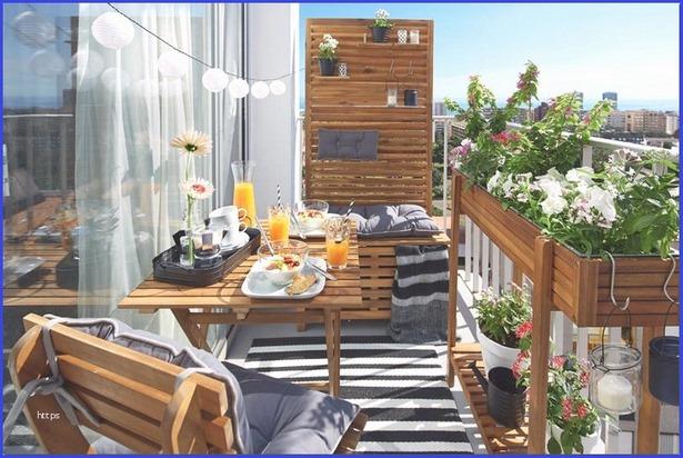 Ideen Schmaler Balkon