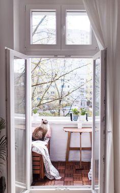 kleinen balkon optimal nutzen. Black Bedroom Furniture Sets. Home Design Ideas
