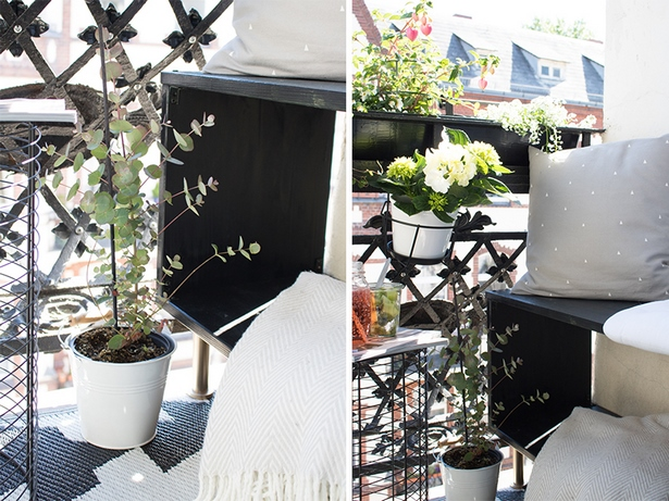 mini lounge balkon. Black Bedroom Furniture Sets. Home Design Ideas