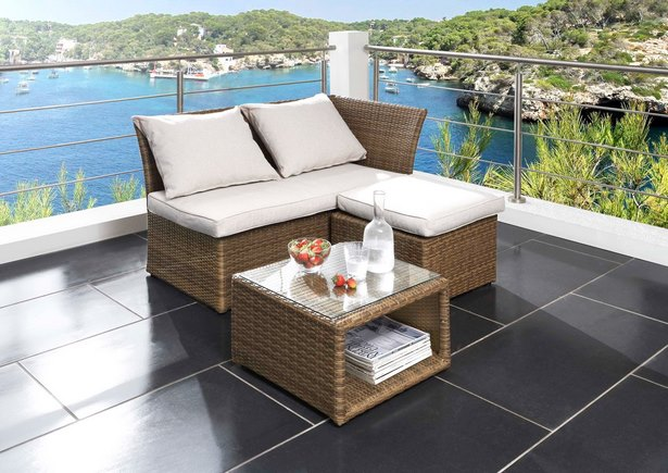 mini lounge balkon. Black Bedroom Furniture Sets. Home Design Ideas